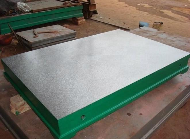 铸铁基准平面检验平板