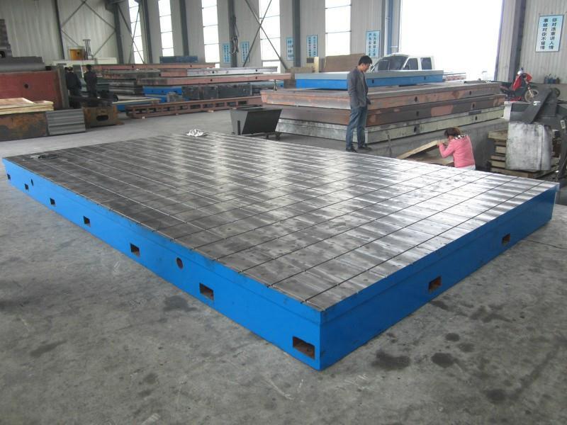 铸铁装配平板工作台
