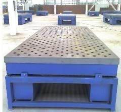 多孔焊接平台
