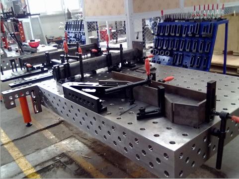 重型精密焊接平台