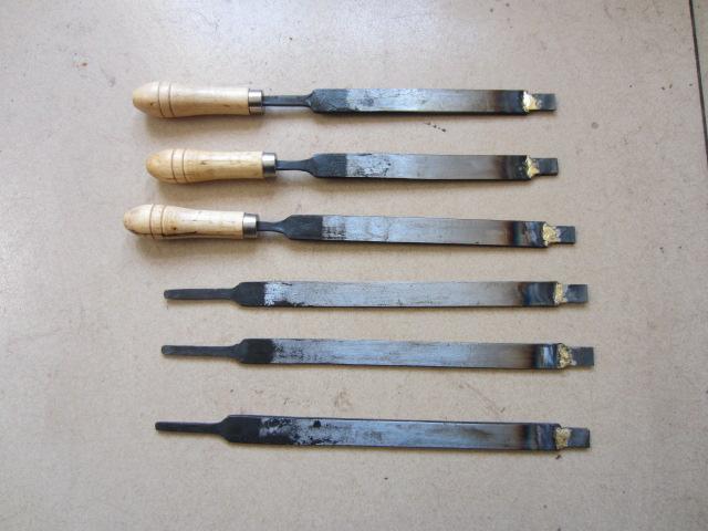 机床刮瓦刀 三口刮刀 圆弧刮刀150-300合金手推刮刀 钳工曲面刮刀